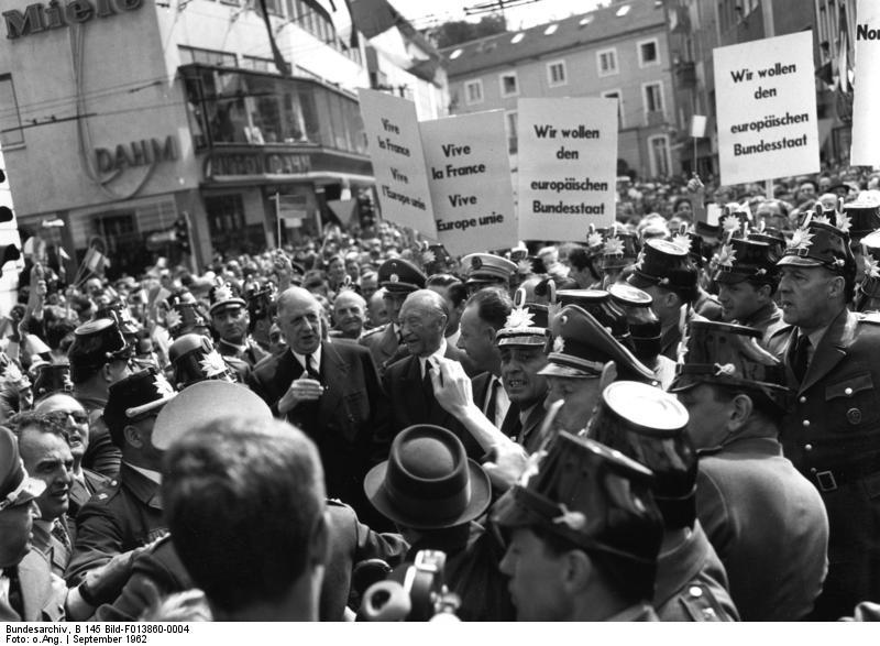 Le miracle de Hambourg : « Vive de Gaulle ! »