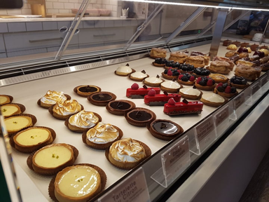 La séduction douce – L'art de la pâtisserie