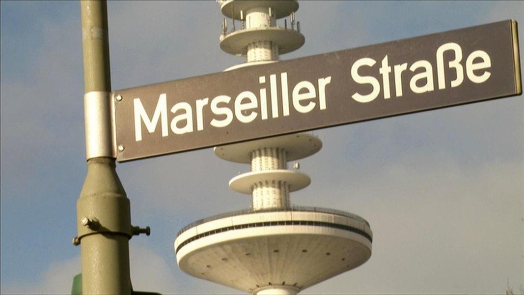 Jumelage Hambourg-Marseille