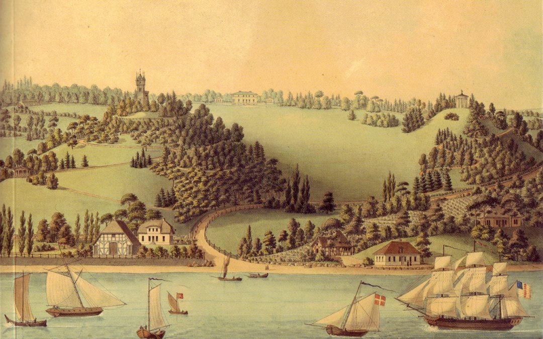 Baurs Park – créé par Joseph Ramée