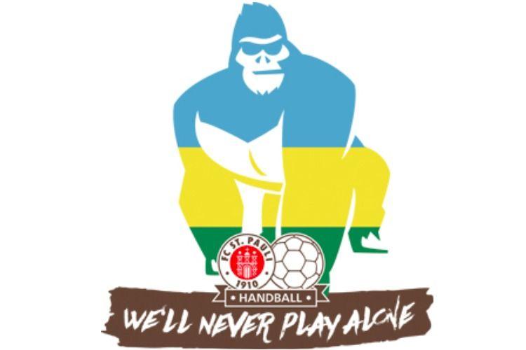 Qu'ont en commun le handball, les gorilles, Hambourg, le Rwanda, le français et le FC St. Pauli ?